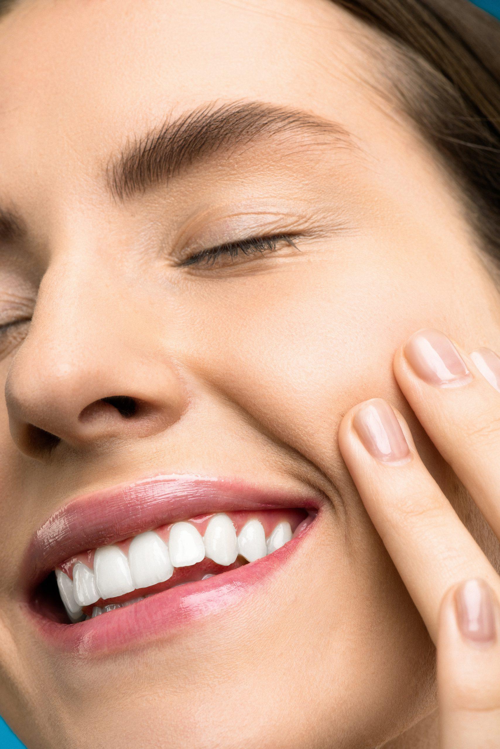 dental bonding women
